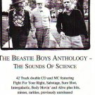 Beastie Boys - Anthology rare vintage advert 1999