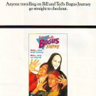 Bill And Ted's Bogus Journey - rare vintage advert