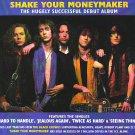 Black Crowes - Shake Your Moneymaker - rare vintage advert 1990