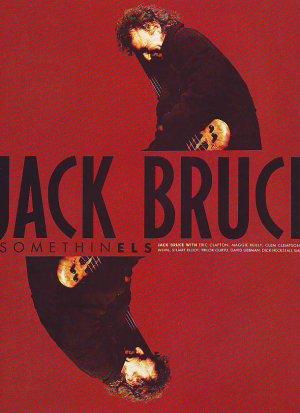 Jack Bruce - Somethin' Els - rare vintage advert 1993