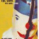 The Cure - Wild Mood Swings - rare vintage advert 1996