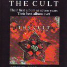 The Cult - Beyond Good And Evil - rare vintage advert 2001