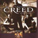 Creed - Weathered - rare vintage advert 2001