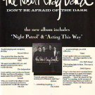 Robert Cray Band - Don't Be Afraid Of The Dark - rare vintage advert 1988