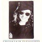 Mary Coughlan - Uncertain Pleasures - rare vintage advert 1990