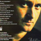 Phil Collins - But Seriously the videos  - rare vintage advert 1989