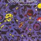 Cocteau Twins - Four Calendar Cafe - rare vintage advert 1993