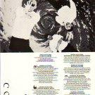 The Christians - UK Tour - rare vintage advert 1990