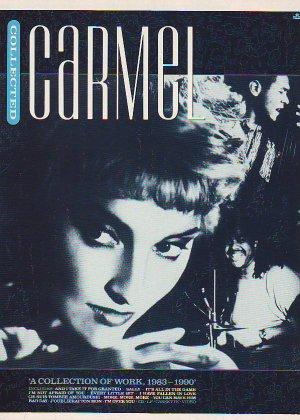 Carmel - Collection - rare vintage advert 1990