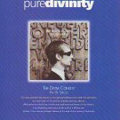 The Divine Comedy - Fin De Siecle - rare vintage advert 1998