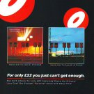 Depeche Mode - The Singles - rare vintage advert 1998