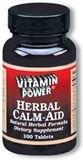 Herbal Calm Aid-100 Ct (#918R)