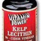 Kelp-Lecithin-B-6 plus Cider Vinegar-100 Ct  (#1056R)