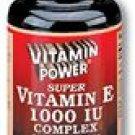 Natural Vitamin E - 1000 Complex-250 Ct (#1062U)