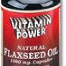 Super Natural Flaxseed Oil 1000 mg  (#2040R)