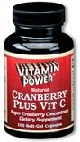 Cranberry Plus Vitamin C  (#140R)