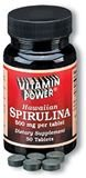 Spirulina 500 mg--100 Ct   (#230R)