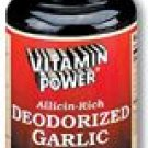 Deodorized Garlic Tabs (Pure-Gar)--100 Ct  (#3068R)