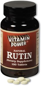 Rutin---250 Ct   (#460U)