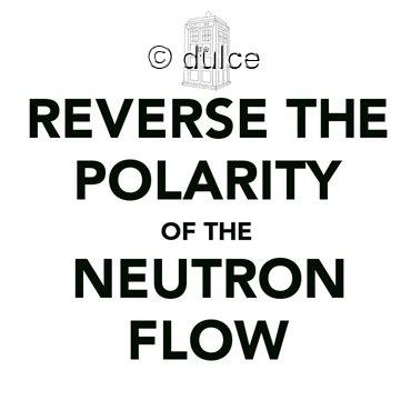 Reverse Polarity - TV Tropes