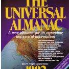 The Universal Almanac 1992