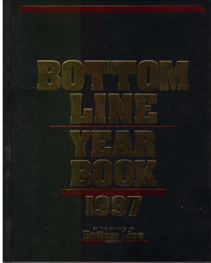 Bottom Line Year Book 1997