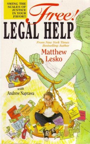 Free Legal Help by Matthew Lesko