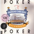 Poker -- Riverboat Gambling Card Series