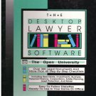 The Desktop Lawyer Software -- The Open University