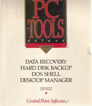 PC Tools -- Version 6
