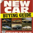 New Car Buying Guide for 1993