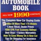 1990 Consumer Guide Automobile Book