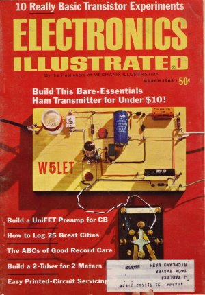 Electronics Illustrated (1968 March)