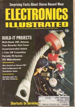 Electronics Illustrated (1968 September)