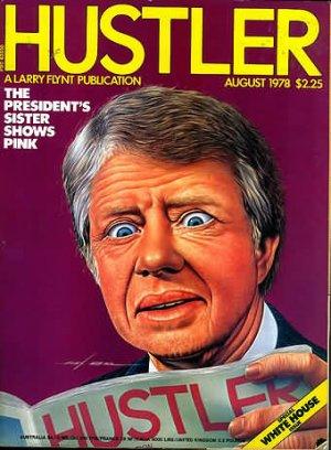 Hustler August 1978
