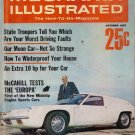 1967 October issue Mechanix Illustrated