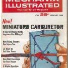1968 January issue Mechanix Illustrated
