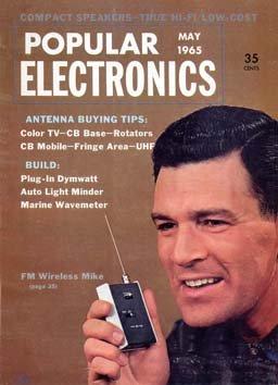 Popular Electronics -- 1965 May