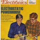Science and Electronics -- 1970 June-July