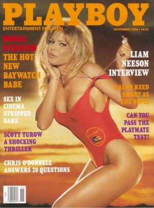 Playboy -- November 1996