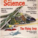 Popular Science Magazine -- December 1964