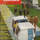 Popular Science Magazine -- November 1971