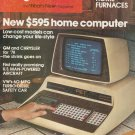 Popular Science Magazine -- October 1977