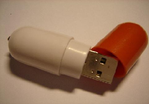 Capsule (orange)