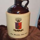 RARE Find Blue Mountain Blast 1967 Jug - Auld Company Detroit Michigan