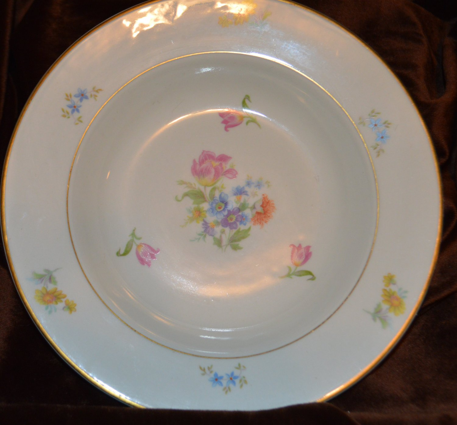 "Jackson Featherweight Fine China Cereal Salad Soup Bowl  8"" replacements"