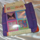 Daisy Kingdom Connect-it No-Sew Reversible Craft Squares Assorted colorful Color