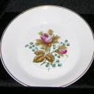 Alfred Meakin Royal Ironstone China England Pink Rose Bud Bread Dessert plate