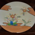 Vintage Hand Painted in Japan - Delicate style Flowers Salad Dessert Dish or Pla
