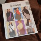 McCall's 2933 Fashion Accessories Lined shoulder Bags Your Style